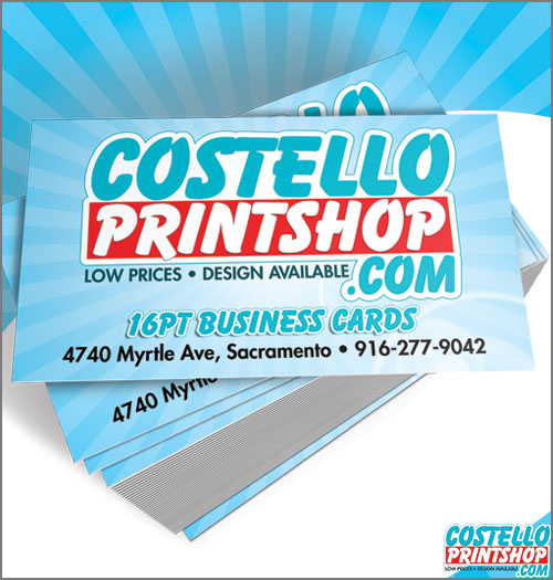 business card sacramento