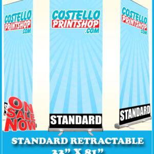 33x81 banner stand sacramento