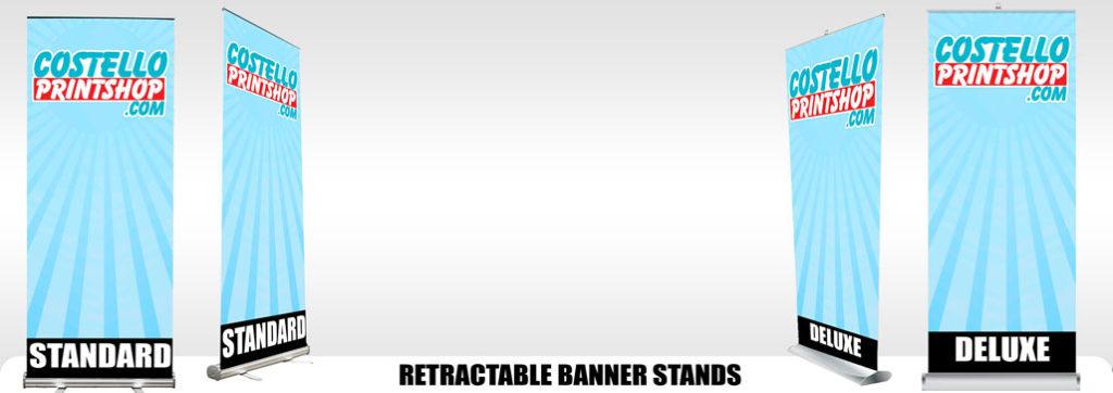 banner stands sacramento