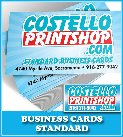 Sacramento Business Card Printing