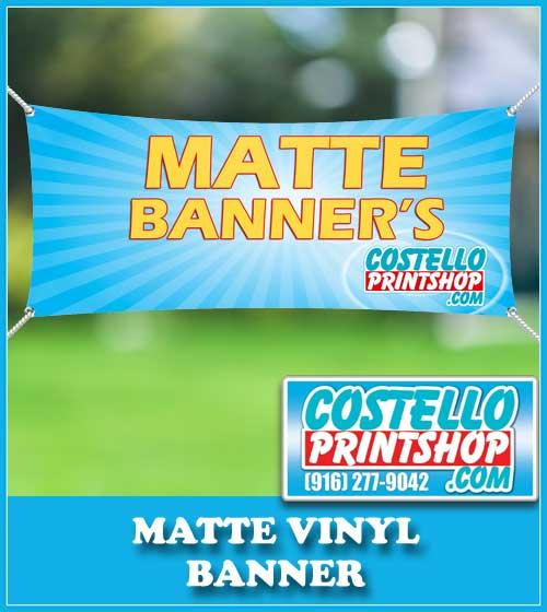 Sacramento Banner Printing