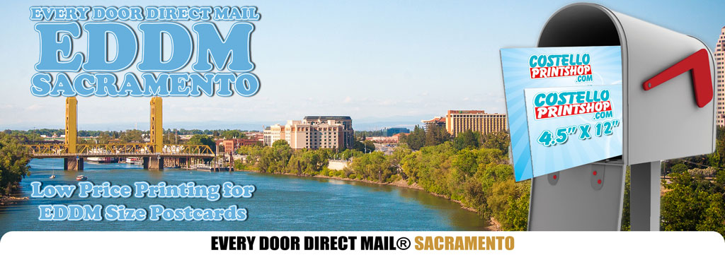Every Door Direct Mail Sacramento