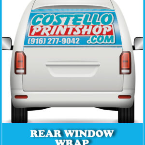 Auto Window wrap