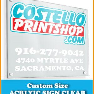 acrylic-sign-custom-size-Sacramento