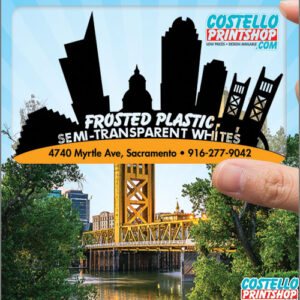 frosted-plastic-business-cards-sacramento-2020