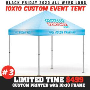 Sacramento-Black-Friday-custom-event-tent-10x10-20203jpg